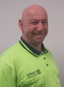 Keith Moody - Senior Restoration Technician