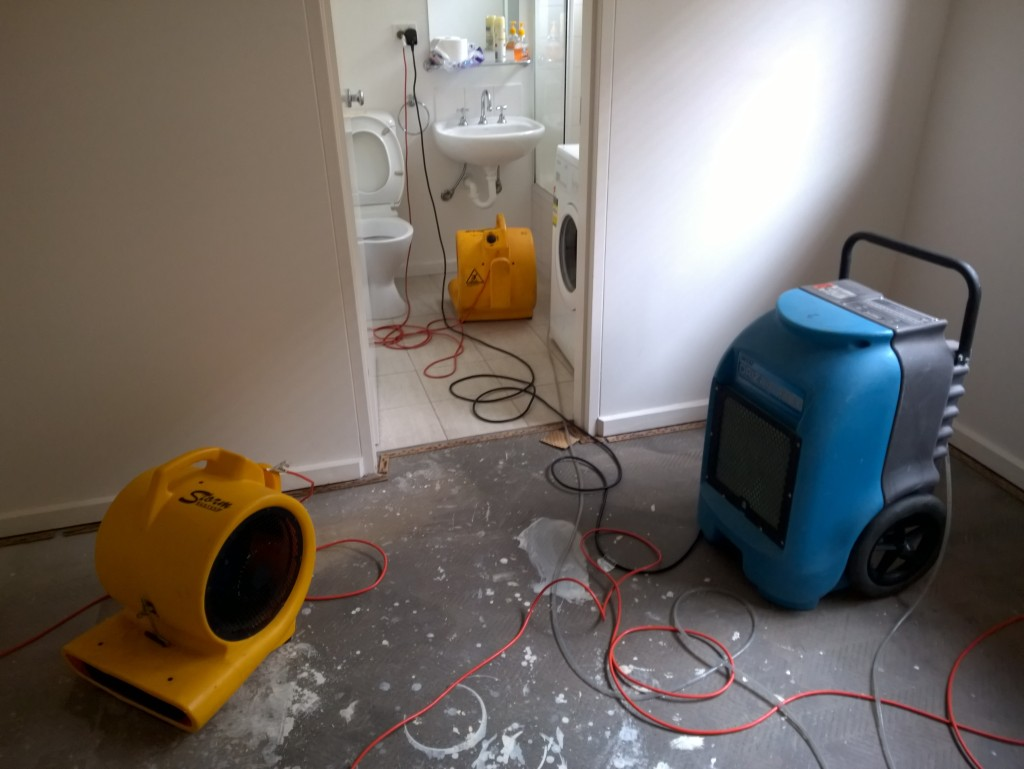Water Damage Restoration Melnbourne
